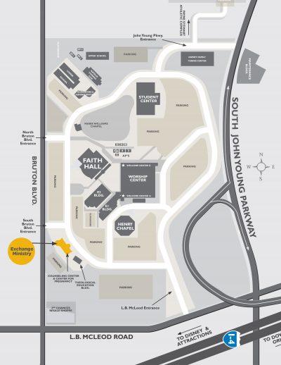 Exchange-Map