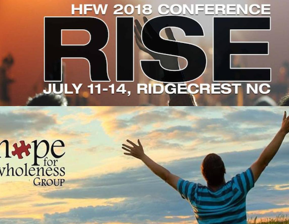 Hope For Wholeness Conference